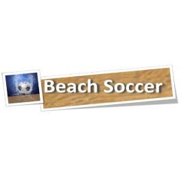 Iscrizione Beach Soccer