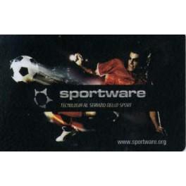 Ristampa tesserino Sportware